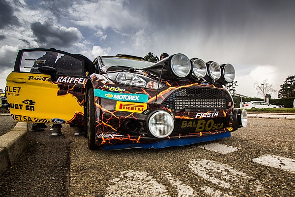 Schweizer rallye Etappenbericht Rallye Pays du Gier: Sébastien Carron überstrahlt das Chaos