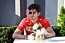Le Mans Formel-1-Reservist Giovinazzi kämpft um Le-Mans-Cockpit