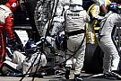 Fogo, atropelamento, lambança: pitstops problemáticos da F1