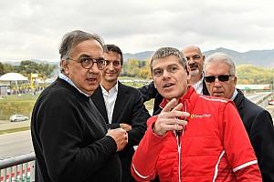 Ferrari Intervista Coletta: