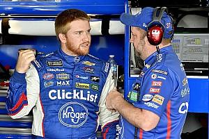 NASCAR Cup Preview Could Chris Buescher be Chevrolet's best hope at Kansas?