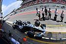 Forma-1 A Mercedes spéci első felfüggesztéssel készül Monacóra