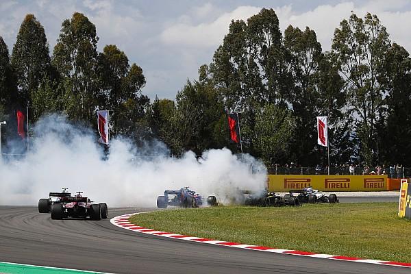 Fórmula 1 Últimas notícias Gasly diz que teria se desculpado se fosse Grosjean