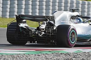 Formula 1 Analisi Mercedes: Bottas gira con il camino aperto per il Gp di Monaco