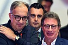 Marchionne could step down from Ferrari role early