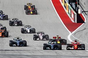 Formel 1 Ergebnisse Formel 1 2017 in Austin: Das Rennergebnis in Bildern