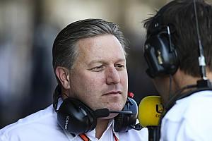 WEC Motorsport.com hírek A McLaren a WEC LMP1-es kategóriája felé kacsingat