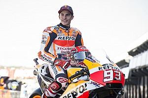 Marquez masih betah perkuat Honda