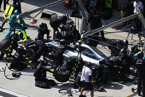 Formula 1 Ultime notizie Mercedes: pit stop record nell'undercut di Bottas in Cina
