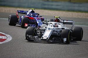 Kubica: Gewicht und Bremsen sind das Problem der Formel 1