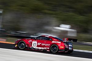 Blancpain Endurance Noticias Ordóñez estrena el Nissan GT-R NISMO GT3 en Monza