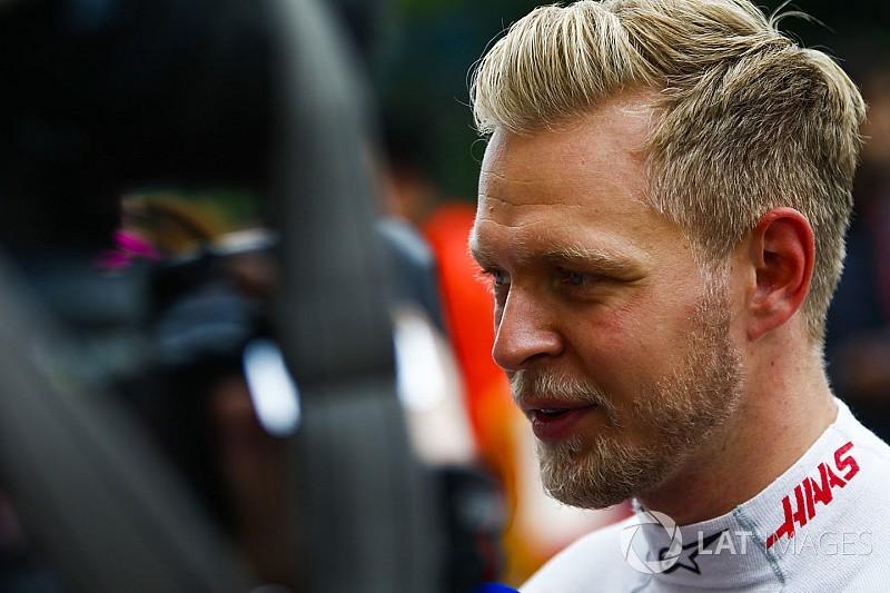 Haas: Tutarlılık, Magnussen'in güvenine yardımcı oldu