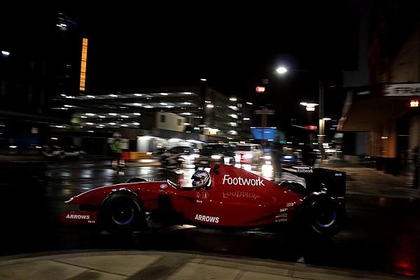 Formula 1 Breaking news Secret Adelaide F1 demo video released
