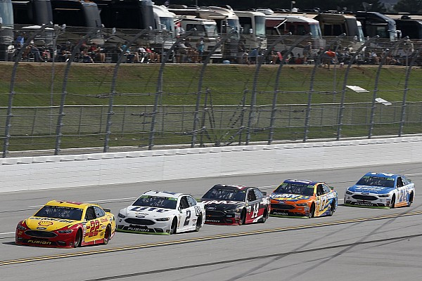 One Ford philosophy pays off for Keselowski at Talladega