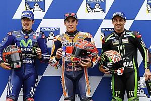 MotoGP Kwalificatieverslag Marquez op pole-position in Australië, Dovizioso slechts elfde
