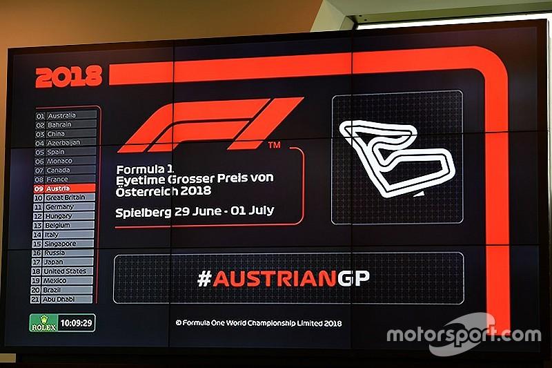 Mejorar su live timing, prioridad para la Fórmula 1