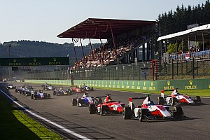 GP3 Breaking news Daftar tim dan pembalap GP3 Series 2017