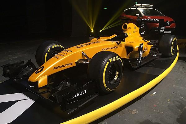 Renault revela su imagen para la temporada 2016
