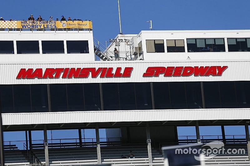 NASCAR teams wrap up organizational test at Martinsville
