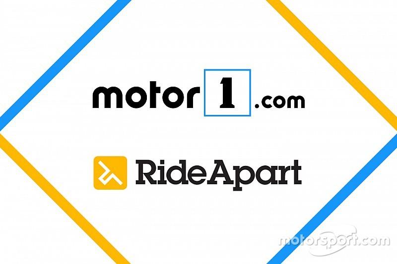 Motor1.com придбала провідний моторесурс RideApart.com