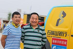 中国汽车越野锦标赛CCR 比赛报告 舅舅携手外甥战环塔  宁夏远航车队首阶段表现惊艳
