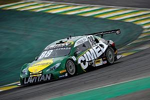 Stock Car Brasil Relato da corrida Serra vence em Interlagos; 10º, Fraga é campeão da Stock Car