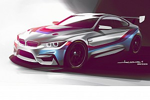 GT4 European Series Nieuws BMW introduceert M4 GT4