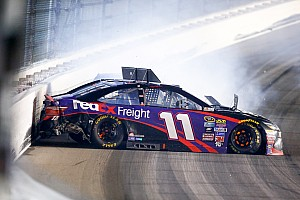 NASCAR Cup Breaking news NASCAR to put restrictions on damaged cars returning to the race