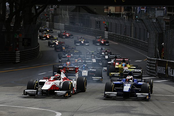 GP2 GP2 on track for F2 rebranding following Liberty takeover