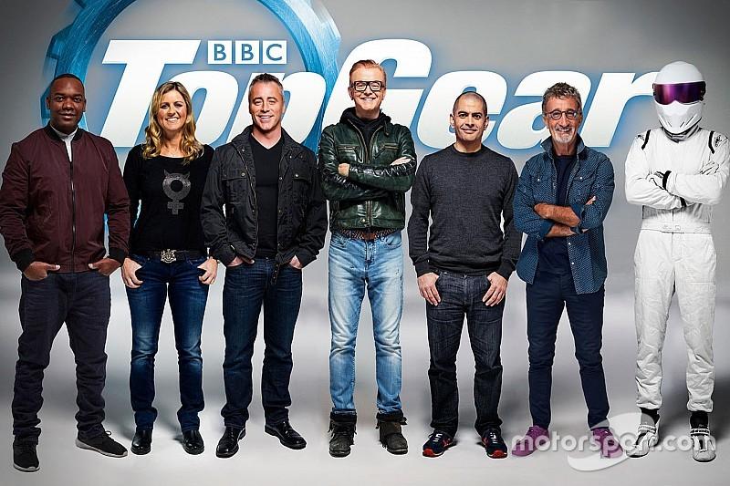 Teaser: Deze dikke bolides zie je in het nieuwe Top Gear-seizoen