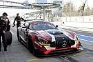 GT Mercedes & Alex Fontana: esordio al top nei test di Monza