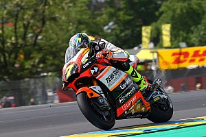 Moto2 Actualités Fort traumatisme crânien pour Lorenzo Baldassarri