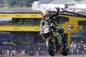 MotoGP Últimas notícias 2º no grid, Rossi vê Zarco na briga por vitória em Le Mans