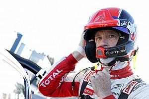 WRC Breaking news Citroen says Meeke