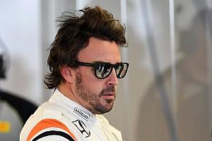 Alonso niet gecharmeerd van kritiek Ralf Schumacher
