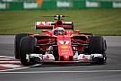 Formel 1 2017 in Montreal: Ferrari-Bestzeit durch Räikkönen am Freitag