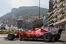 Vettel asusta en Mónaco antes de la clasificación