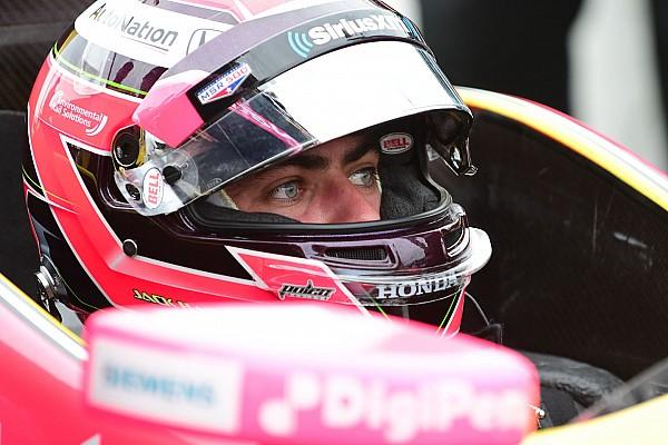 Harvey confirmed for Shank-Schmidt IndyCar entry in six races