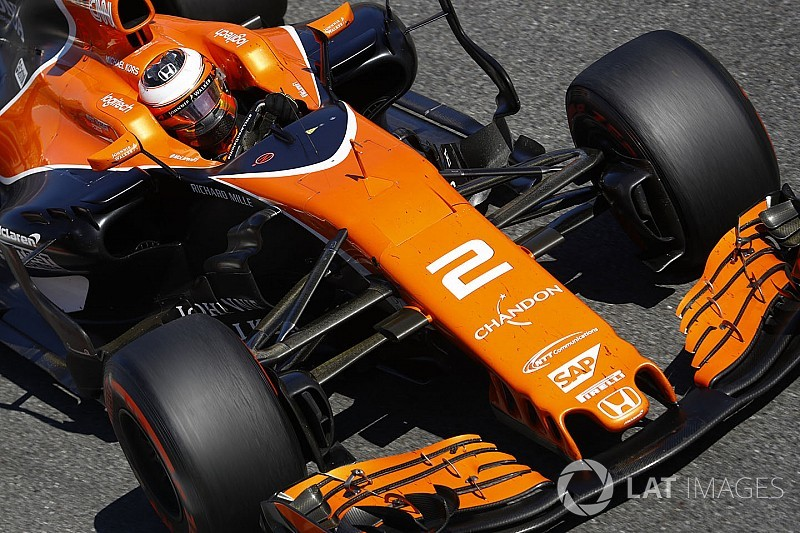 McLaren would consider building own engine