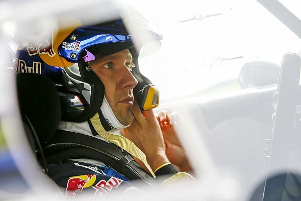 WRC Rapport d'étape ES13 à 17 - Ogier