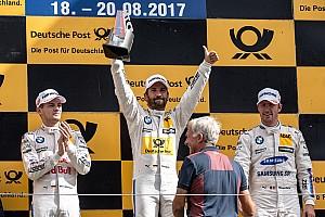 DTM Rennbericht DTM 2017 in Zandvoort: Timo Glock führt BMW-Dreifachsieg an