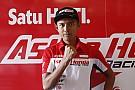 Dimas Ekky lakoni debut Moto2 Sepang