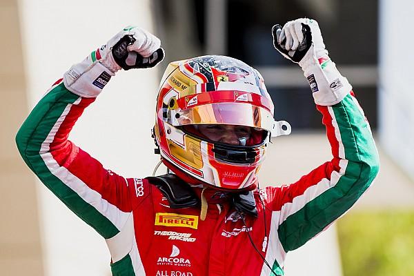 """FIA F2 Nieuws Leclerc blikt terug op wereldrace in F2: """"Dit had ik niet verwacht"""""""