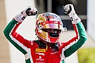 FIA F2 La colonna di Leclerc: da quattordicesimo al primo successo in F2