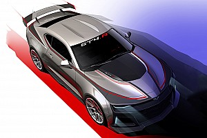 Supercars Breaking news Triple Eight manager open to Camaro Supercar