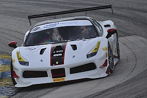 Ferrari Gara North America, Gara 2: Ludwig inarrestabile, vittoria e titolo Pirelli