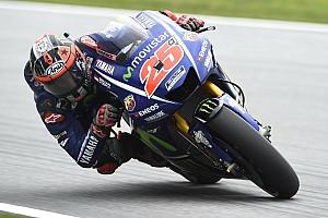 MotoGP Practice report Silverstone MotoGP: Vinales tops FP1 by half a second
