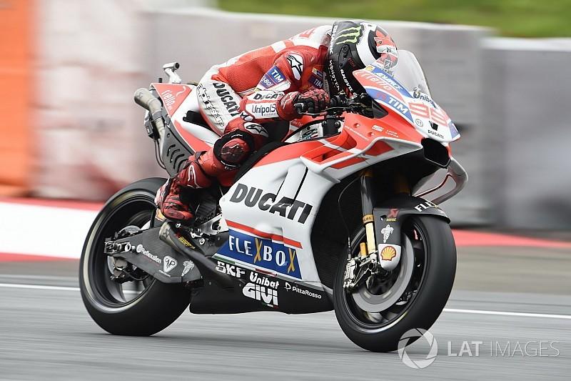 """Lorenzo gegen Rossi: """"Muss"""" MotoGP-Rennen in Österreich nicht gewinnen"""