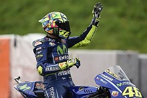 MotoGP Interview Berusia 38 tahun, Rossi: Saya masih muda