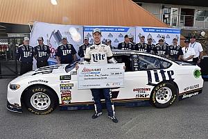 NASCAR Cup Qualifiche Keselowski profeta in patria: la pole in Michigan è sua